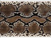 peau de serpent 25.5 x 19 centimètre comestibles givrage Gâteau Topper