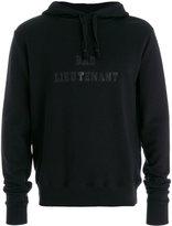 Saint Laurent printed hoodie