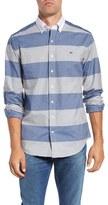 Vineyard Vines 'Millrace' Slim Fit Stripe Sport Shirt