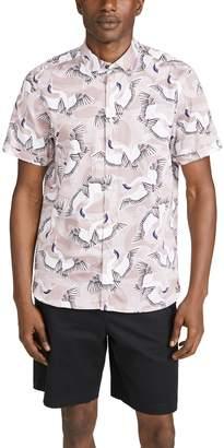 Ted Baker Ozcar Bird Print Shirt