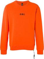 Omc - branded sweatshirt - unisex - Cotton - M