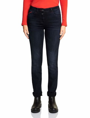 Cecil Women's 372720 Toronto Slim Fit Jeans