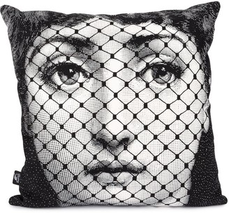 Fornasetti Burlesque print pillow