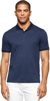 Calvin Klein Men's Liquid Cotton Polo Shirt