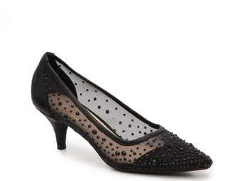 Chic By Lady Couture Silk Pump