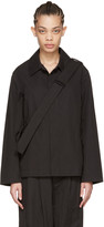 Craig Green Black Slim Workwear Jacket