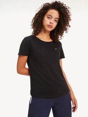 Tommy Hilfiger Soft Organic Cotton Slim Fit T-Shirt