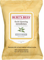 Burt's Bees Facial Towelettes with White Tea Extract Pack of 30