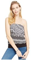 Jessica Simpson Women's Payton Tiered Tube Top