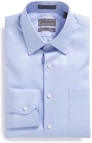 John W. Nordstrom Classic Fit Herringbone Dress Shirt (Online Only)