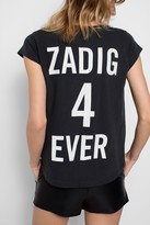 Zadig & Voltaire Tiny Bis Overdyed T-Shirt