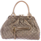 Marc Jacobs Metallic Stam Bag