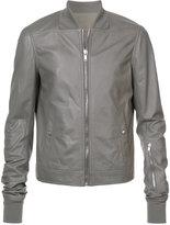 Rick Owens textured jacket