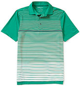 Bobby Jones Golf XH20 Tartine Striped Short-Sleeve Polo Shirt