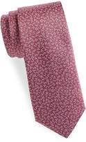 Versace Men's Letter Silk Tie