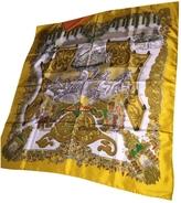 Hermes Paradis du roy scarf