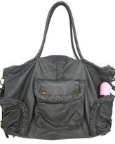 Not Rational - Grey Kelly Diaper Bag