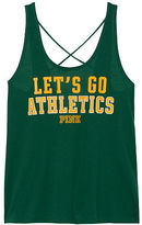 PINK Oakland Athletics Strappy Back Tank
