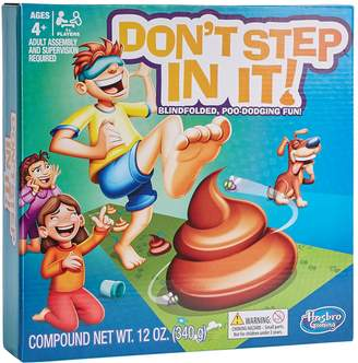Hasbro Games Don't Step In It Game