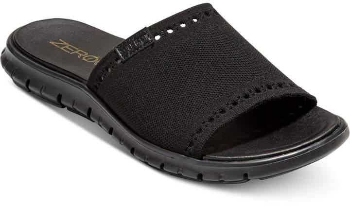 05f9630ffa191 Men ZeroGrand Stitchlite Slide Sandals Men Shoes