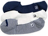 Sperry Skimmer Socks 3-Pack