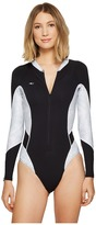 O'Neill Superlite Hi-Cut Long Sleeve Spring Women's Wetsuits One Piece