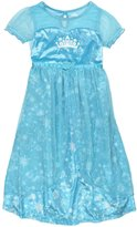 Komar Kids Princess Dream Collection Girls Holiday Christmas Fantasy Gown Nightgown ( (4-5), )