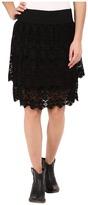 Stetson 3 Tier Lace Skirt