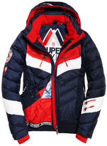 Superdry Scuba Carve Hooded Jacket