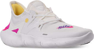 Nike Women Free Run 5.0 Disrupt Running Sneakers from Finish Line