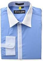 Stacy Adams Men's Slim Fit Amsterdam Dress Shirt