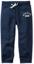 Carter's Little Boys' Basic Navy Athletic Pants