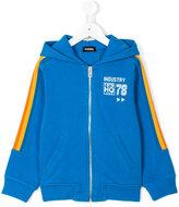 Diesel Shanek hoodie - kids - Cotton - 2 yrs