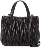 Miu Miu Women's Leather Tote Bag