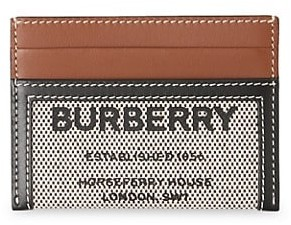 Burberry Horseferry Print Sandon Card Case