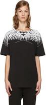 Marcelo Burlon County of Milan Black Paloma T-Shirt
