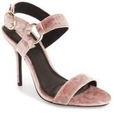 Topshop Women's 'Renee' Slingback Sandal
