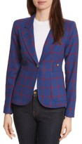 Smythe Women's Duchess Patch Pocket Blazer