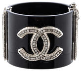 Chanel CC Cuff Bracelet
