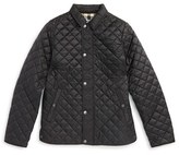 Burberry Boy's Quilted Jacket