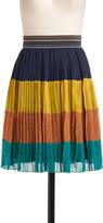 Louche Twist of Haight Skirt