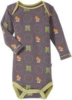 Kickee Pants Print Bodysuit (Baby) - Rain Toad-0-3M