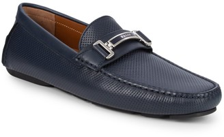 Bally Drulio Leather Drivers
