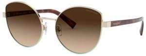 Tiffany & Co. Sunglasses, TF3068 56