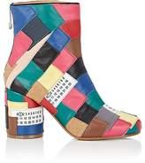 Maison Margiela Women's Patchwork Ankle Boots