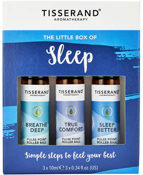 Tisserand Aromatherapy U.K. Aromatherapy The Little Box of Sleep 3 x 10ml