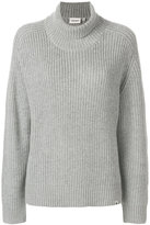 Carhartt ribbed roll neck sweater