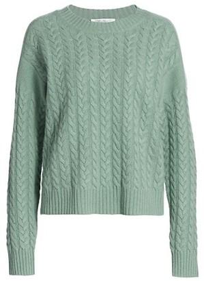 Max Mara Breda Wool & Cashmere Cable Knit Sweater