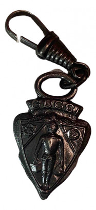 Gucci Grey Steel Bag charms