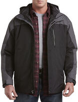 Harbor Bay 3-in-1 Systems Jacket Casual Male XL Big & Tall